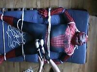 Spiderman, tickling, CBT and enjoying