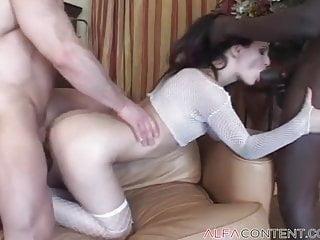 Petite Babe Double Penetration