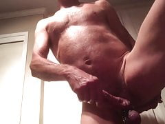 vocal big cock daddy cums like an animalfree full porn