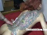 hood rican tatoo fucks asian kimberly chi p2