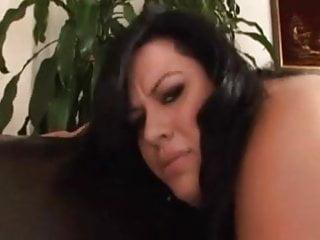 Hot SSBBW on Cock