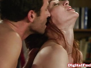 Stoya love getting fucked in ass on desk