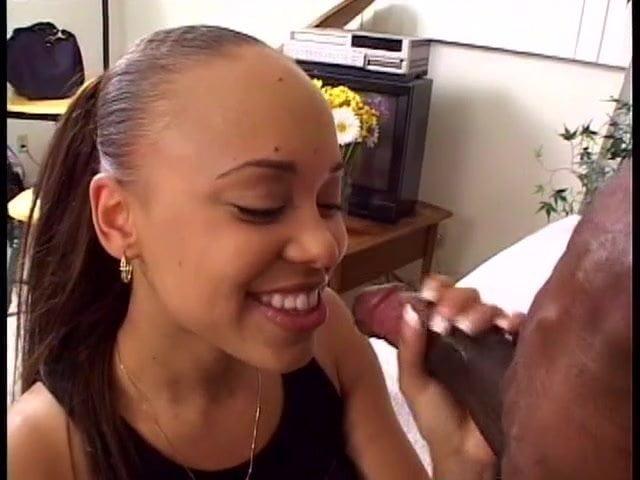 Ebony Sucking Dick Work