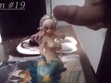 No Clean SOF Sonico 11-20 figure bukkake multiple cumshots