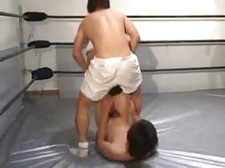 Gays wrestling game...