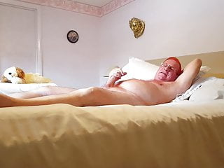 cock Tim me cums strokes Daddy for his and