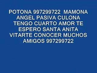 Peru Culona 997299722 Angell Potona
