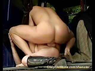 Moms first sex...