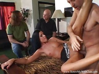 Nasty Hardcore Swinger Wifey