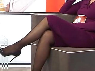 Tv Anja Petzoid legs