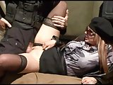 Huge Floppy Tits Stocking Military Fucked