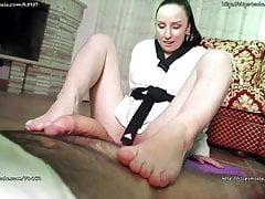 Taekwondo Feet Edge Play
