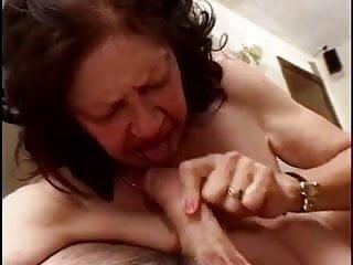 Big Boobs Grannie -78 yo and still fuckin