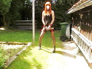 Outdoors didn 039 t show face hot or...
