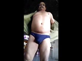 fat grandpa bear