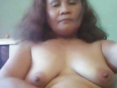 Filipina Granny