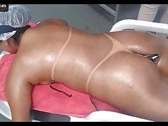 Hot tanning Brazil