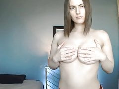 Elisha Mae Afternoon Topless Tease
