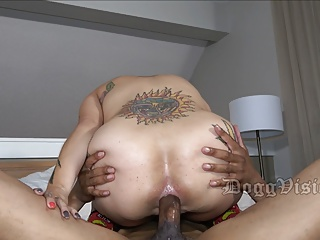 Gia Lovely Creampie My Asshole