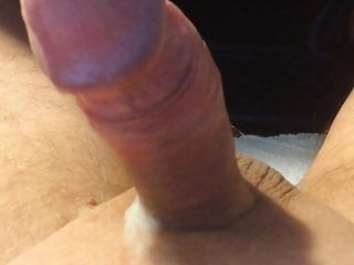 Daddy jerking and cuming