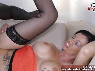 German Housewife Make Userdate With Big Black Cock Bbc