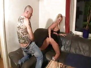 Sandra gets her nice ass fucked man...