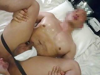 Jav stocky bottom get fucked