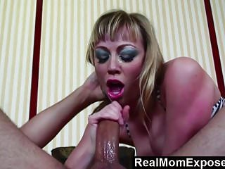 Realmomexposed hot tattoo mom gets fucked ass...