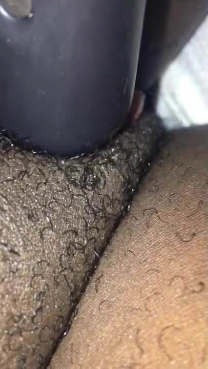 Tight Hairy Pussy Creampie