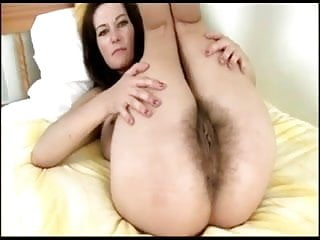Gorgeous Hairy Vanessa BVR