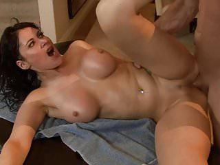 Eva Carrera's Anal Massage