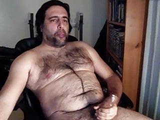 Bear big cock 170720...