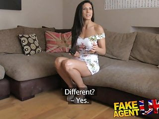 Fakeagentuk for sporty spanish babe...