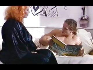 Mom Mature Milf video: Italian Redhead MOM & SON Sex