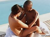 Outdoor Romance With African Lovers