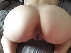 SG girl with perfect ass!