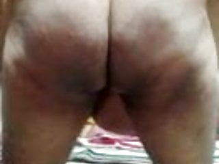 Desi mature couple trying new style...