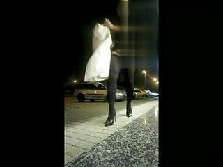 (E) the Bellasignorina of streets sissy faggot walks Turin