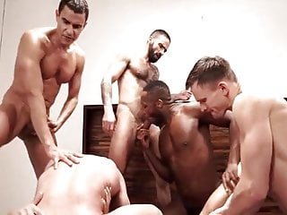 Gangbang Party for Riley Mitchel