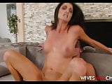 Big Tits MILF Wife Cheats On Husband With Son's Friend