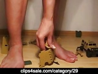 Giantess Action at Clips4sale.com
