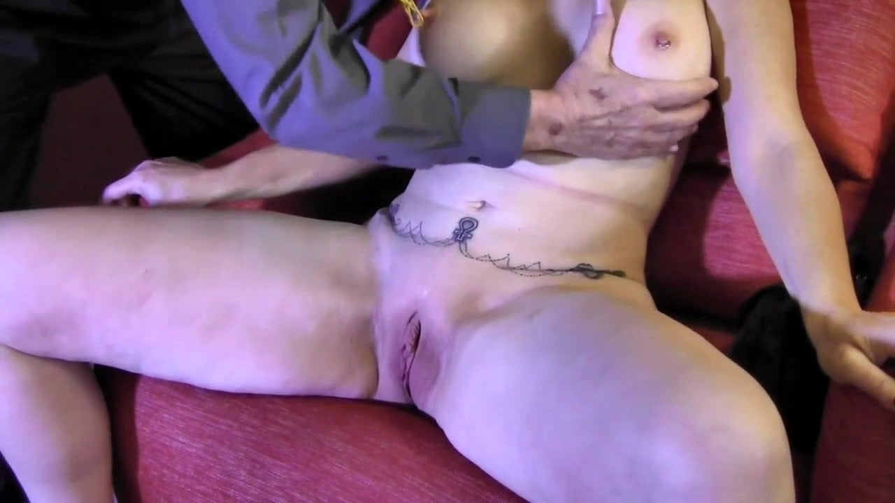 Nude first time stepdad licking