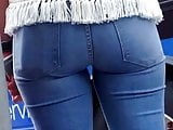 Perfect Ass in Jeans, NYC #36