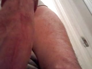 Dripping cock...