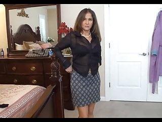 Egy szexéhes háziasszony