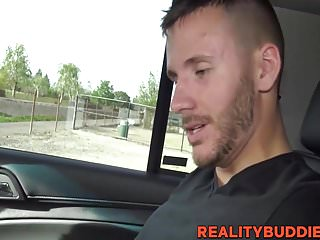 Cute muscular matt enjoying a big stiff cock...