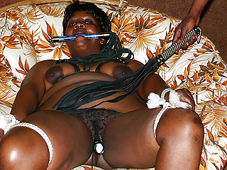 Real african bbw fetish lesson...