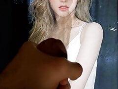 LOONA Heejin Cum Tribute