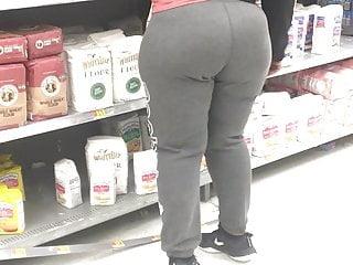 Nut Booty in sweats