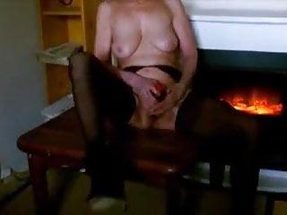 Sexy nylon video